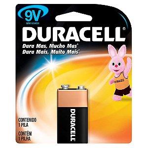 Bateria 9V Alcalina DURACELL