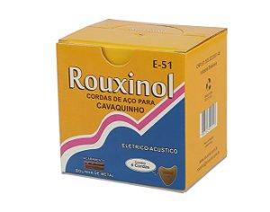 Caixa de Corda p/ Cavaquinho - Rouxinol E-51