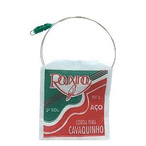 Corda Avulsa Rouxinol Cavaquinho Chenille - RC3