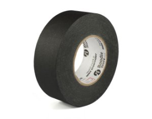 Fita Gaffer Tape Preta 50mm x 50m - Roadie Store
