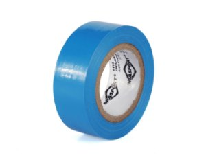 Fita Isolante Azul Turquesa 19mm x 10 Mts - Brasfort