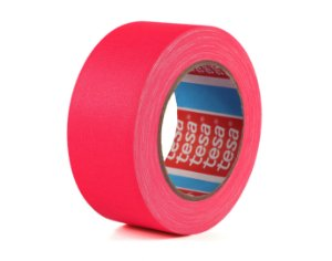 Fita Gaffer Tape Rosa Flúor 50mm x 25mts - Tesa