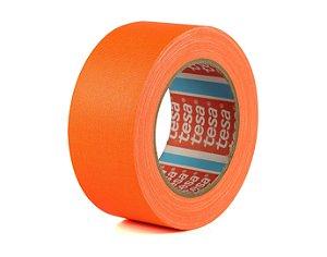 Fita Gaffer Tape Laranja Flúor 50mm x 25mts - Tesa