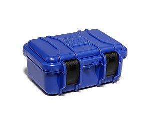 Maleta Plástica Mini - Azul