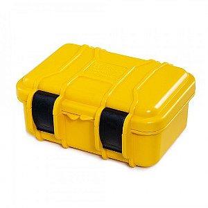 Maleta Plástica Mini - Amarela