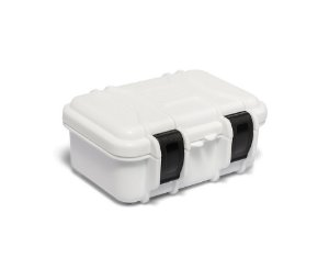 Maleta Plástica Mini - Branca