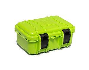 Maleta Plástica Mini - Verde Limão