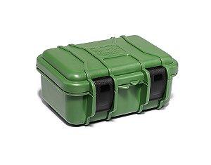 Maleta Plástica Mini - Verde Militar