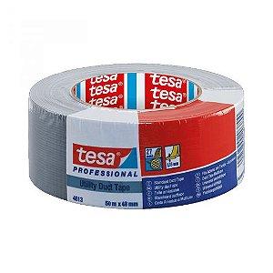 Fita Silver Tape Cinza 48mm x 50mts - Tesa