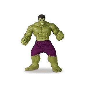 Boneco Hulk Revolution 45 cm  Mimo