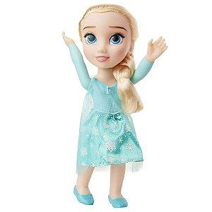 Boneca Elsa Articulada Classica Frozen Mimo