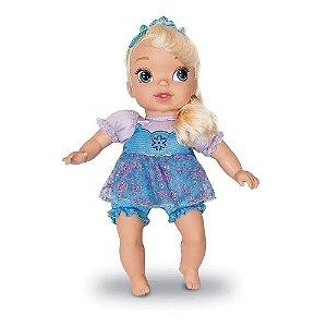 Boneca BaBy Elsa Frozen Mimo