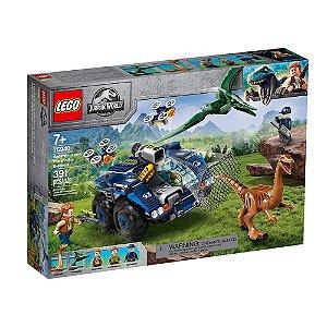 Lego Jurassic World Fuga Gallimimus e Pteranodon 75940