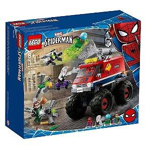 LEGO Caminhão Gigante do Spider Man vs. Mysterio 76174