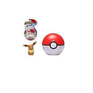 Pokemon EEVEE Pokebola Clip'n'go - Sunny