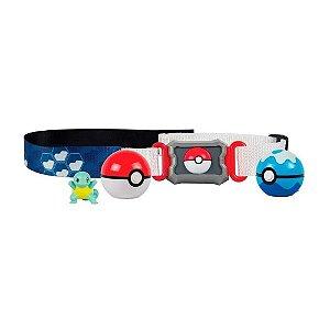 Pokemon Squirtle Cinto Porta Pokebolas - Sunny