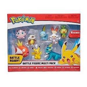 Pokemon Multipack Figurinhas de Batalha - Sunny