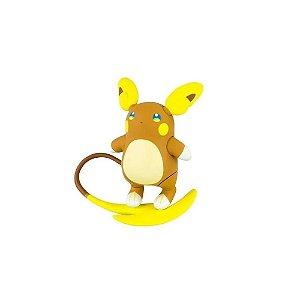Pokemon Alolan Raichu Figuras de Ação - Sunny