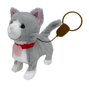 Gatinho Cinza com Controle Play Full Pets - Toyng