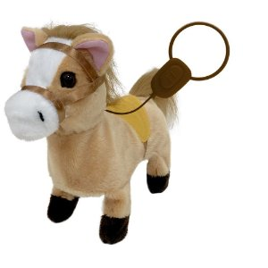 Cavalo Caramelo com Controle  Play Full Pets - Toyng