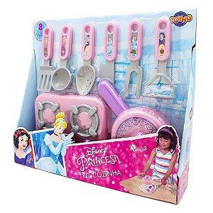 Kit Cozinha Panelinha e Acessórios Princesas Toyng
