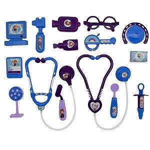 Kit Médico Frozen Toyng