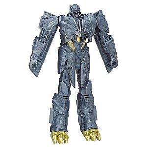 Boneco Megatron Transformers Chargers 5 P Hasbro