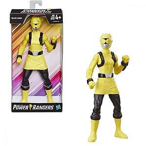 Boneco Power Rangers Amarelo - Hasbro