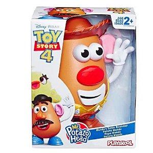 Sr. Cabeça de Batata Head Clássico Woody - Hasbro