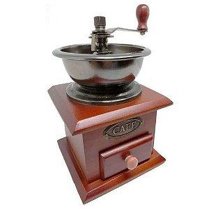Moedor de Café Manual Retrô Brown - Mimo Style