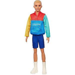 Boneco Ken Fashionistas 163 Mattel