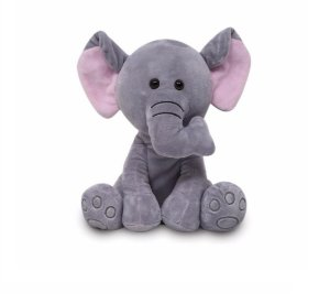 Pelúcia Meu Elefantinho - Buba Toys