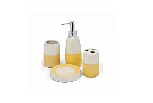 Kit para Banheiro 04 Peças Bencafil