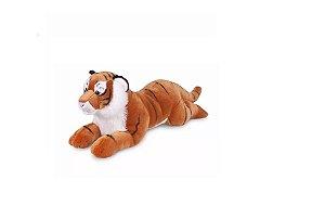 Tigre De Pelúcia Deitado Buba Toys