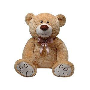 Pelúcia Urso Laço Lovely