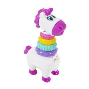 Baby Pony Empilhável Com Sons