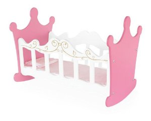 Berço de Bonecas Princesa Junges