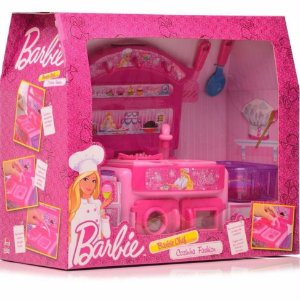 Cozinha Fashion Barbie Chef Fashion Líder