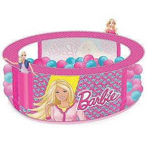 Piscina De Bolinhas Barbie Líder Brinquedos