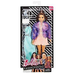 Boneca Barbie - Série Fashionista - Sweet & Sporty Doll - Mattel