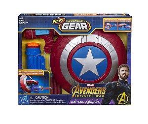 Avengers Lançador Capitão América Hasbro - E0567