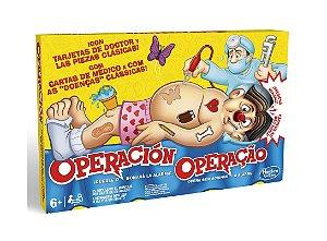 Jogo Operando Clássico Hasbro