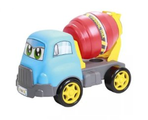 Maral Betoneira Turbo Truck Solapa