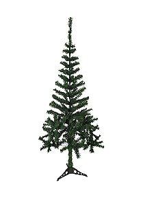 Árvore de Natal 200 Tips Pé de Plástico 1,5 m