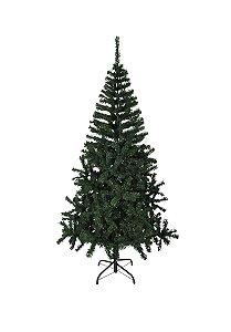Árvore de Natal 700 Tips Pé de Plástico 1,8 m