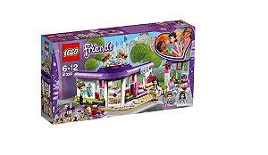 LEGO Friends Café Artístico da Ema - 41336