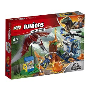 LEGO JUNIORS FUGA DO PTERODÁCTILO - 10756