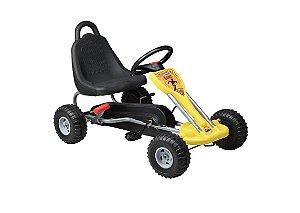 Mini Kart com Pedal Unitoys