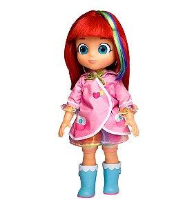 Boneca Rainbow Ruby - Babybrink