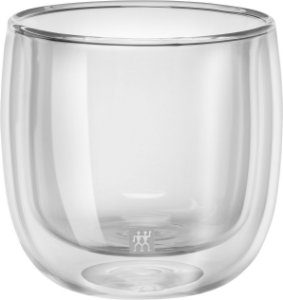 Copo Whisky Parede Dupla 240 ml Sorrento Zwilling